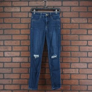 AMERICAN EAGLE OUTFITTERS Sky-High Jegging Size 2